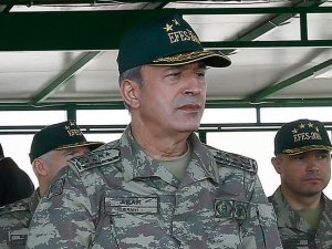 Turkish army chief vows to continue anti-terror raids