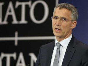 Stoltenberg: Komşularını tehdit eden iddialı Rusya'yı görüyoruz