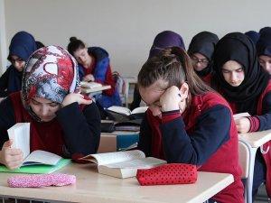 Anadolu imam hatip liselerinde yeni yabancı dil