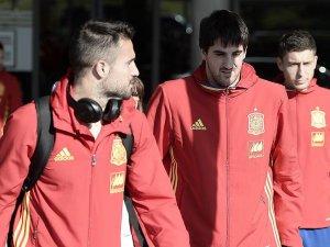 Belçika'nın EURO 2016 kadrosu hazır