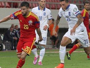 Stancu ve Torje Romanya'nın EURO 2016 kadrosunda