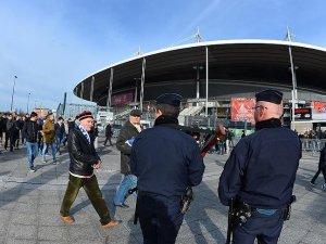 Stade de France'da terör saldırısı simülasyonu