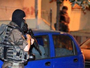 Kütahya'da terör operasyonu: 12 gözaltı
