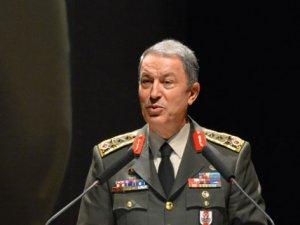 Genelkurmay Başkanı Akar rehin alındı