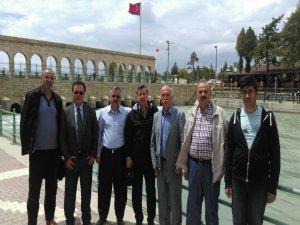 Yargıtay üyeleri Beyşehir'de