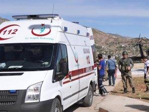 Tunceli'de terör saldırısı