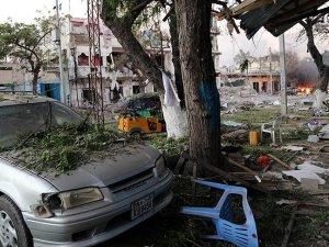 Somali'de intihar saldırısı: 11 ölü