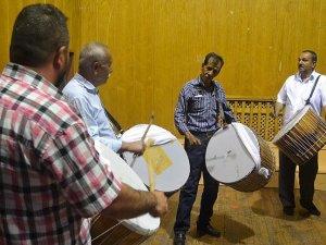 Davulcular ramazan hazırlıklarına başladı