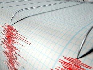Malatya'da 3,4 büyüklüğünde deprem!