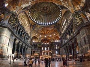 Ayasofya Camii'sinde Kur'an-ı Kerim ziyafeti!