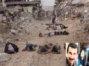 PKK hendeğinde tecavüz