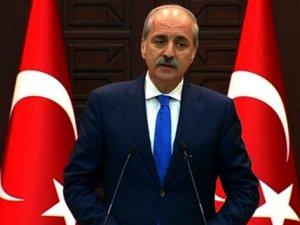 Numan Kurtulmuş: 'Ne ABD ne Rusya Türkiye'yi feda edemez'