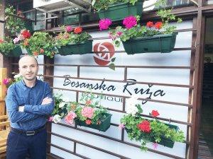 Bosna'nın gülü; Bir Türk