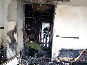Antalya'da otelde çıkan yangın can aldı