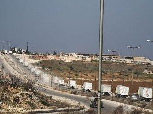 Suriye'de abluka altındaki bölge sayısı 19'a çıktı