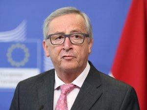Juncker: Schengen'i kurtarmaya çalışıyoruz
