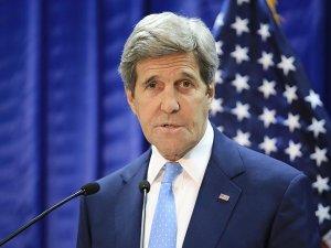 Kerry'den iklim değişikliği uyarısı