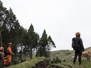 Japonya'da ceza için ormana bırakılan çocuk bulundu