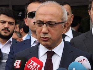 Elvan, Konya'da Almanya'yı eleştirdi