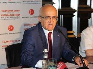 MHP'ye yeni genel başkan adayı: Sait Gönen