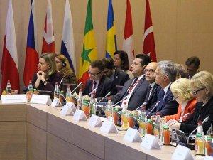 Ortadoğu Barış Süreci Bakanlar Toplantısı Paris'te başladı