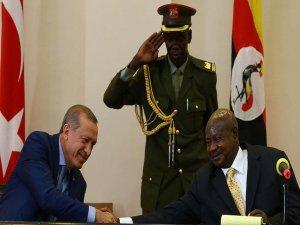 Cumhurbaşkanı Erdoğan'ın Afrika ziyareti tarihi nitelikte