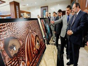 'Terör kurbanı mabetlerimiz' fotoğraf sergisi açıldı