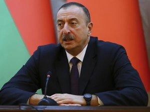 Aliyev'den Alman Meclisinin kararına eleştiri