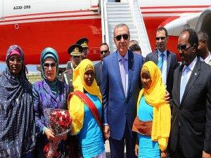 Cumhurbaşkanı Erdoğan'ın ziyareti Afrika basınında