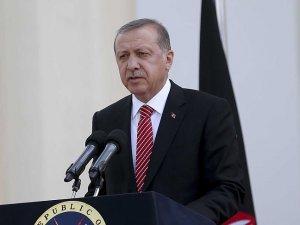 Erdoğan: Terk edeceğimizi ümit etmişlerdi, hamd olsun yılmadık