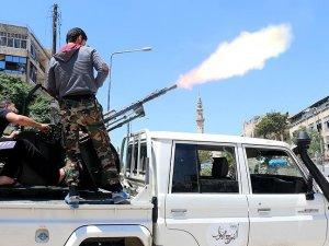 Halep'te Esed güçlerine darbe