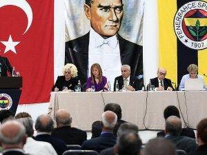 Fenerbahçe'de mali genel kurul yarın yapılacak