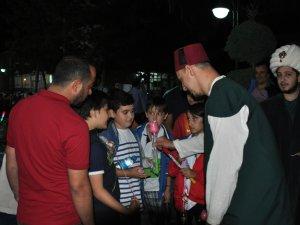NEÜ'de gök kubbe altında ramazan geceleri