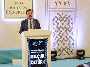 KTO Karatay Üniversitesi'ne 14 yeni bölüm