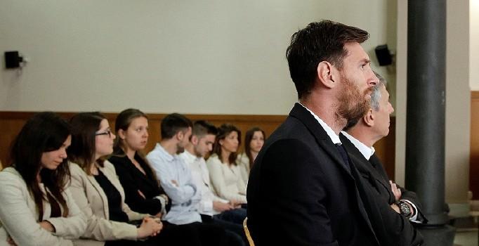 Savcı, Messi için ne talep etti?