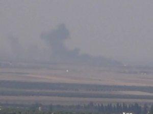 Suriye ordusu 'IŞİD'in kalbi'ne girdi!