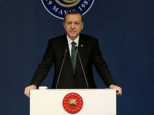 Erdoğan: Almanya'nın aldığı karar Gezi olaylarının son halkasıdır