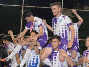 """""""Şehit Mustafa Çetin Spor Turnuvaları"""" sona erdi"""