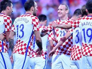 Rakibimiz Hırvatistan'dan 10-0'lık galibiyet