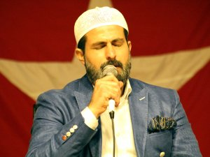 Cumhurbaşkanlığı Külliyesi imamından Kur'an-ı Kerim ziyafeti