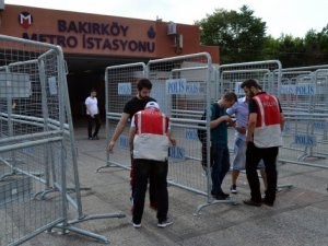 Bakırköy'de geniş güvenlik önlemi