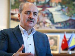 Kurtulmuş: Türkiye Balkanlar'daki kardeşleriyle bütünleşiyor
