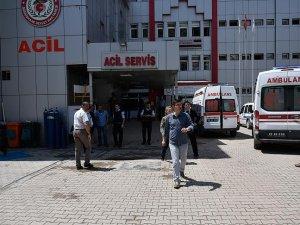 Gümüşhane'de askeri araca saldırı: 1 şehit, 1 yaralı
