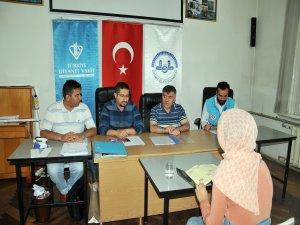 Diyanet Vakfı 80 ülkede 2 bin 100 öğrenci ile eğitim mülakatı yapıyor