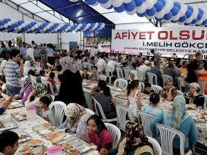 Başkentte dokuz noktada iftar çadırı kurulacak