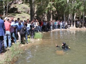 Gölette kaybolan öğrencinin cesedi bulundu