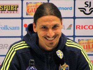 Ibrahimovic'ten transfer açıklaması
