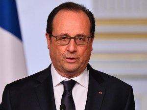 Hollande: EURO 2016'nın güvenliğine yönelik tehdit sürüyor