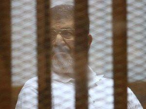 'Mursi darbenin ardından aile ziyareti engellenen tek kişi'