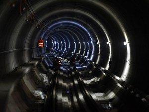 Keçiören Metro Hattı yıl sonunda hizmet verecek